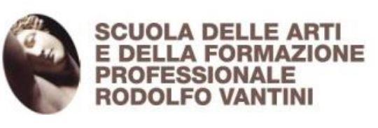 C.F.P. RODOLFO VANTINI: Raccolta candidature a docente
